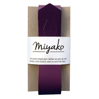 Miyako Handle Plum