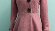 Pink Lady Coat