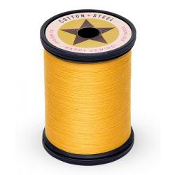 Cotton and Steel Thread 0567 Butterfly Gold