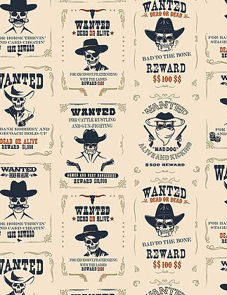 Wanted- Dead or Dead