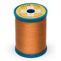 Cotton and Steel Thread 1056 Medium Tawny Tan