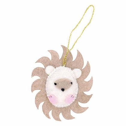 Hedgehog Ornament Kit