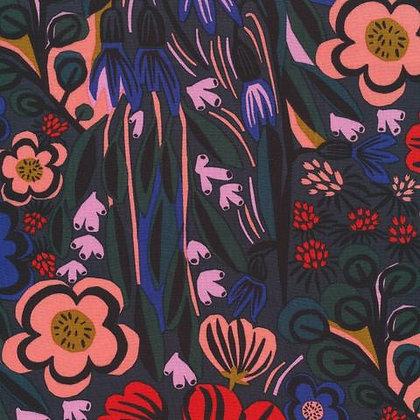 Mystical Gardens Enchanted Meadows RAYON