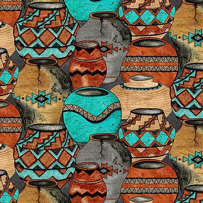 Terra Pottery/Multi