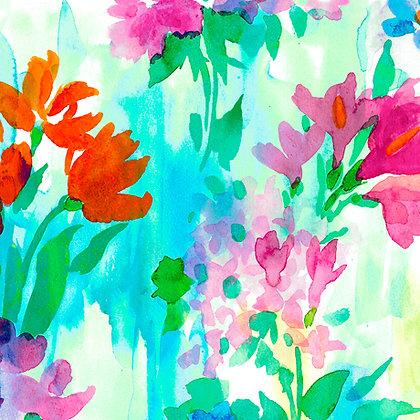 Full Bloom/Floral Multi