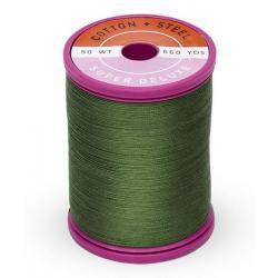 Cotton and Steel Thread 1175 Dark Avocado