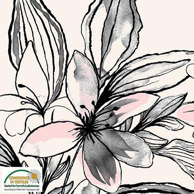 Avalana Knit Flowers Cream