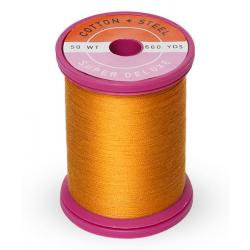 Cotton and Steel Thread 1238 Orange Sunrise