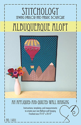 Albuquerque Aloft Wall Hanging Pattern