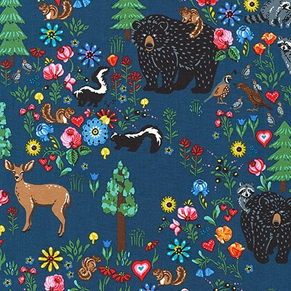 Hidden Canyon Knits Forest Animal