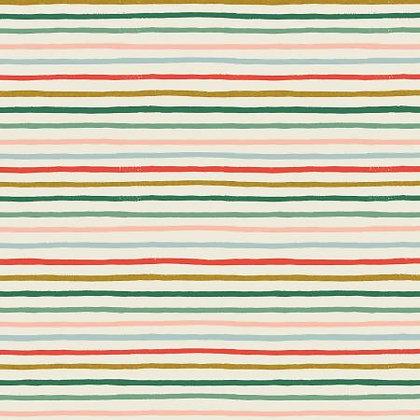 Holiday Classics Festive Stripe Multi Metallic