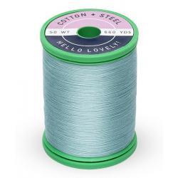 Cotton and Steel Thread 1204 Pastel Jade