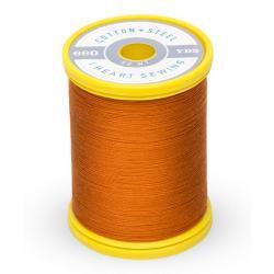 Cotton and Steel Thread 1833 Pumpkin Pie