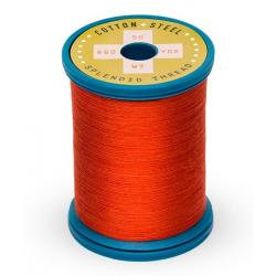 Cotton and Steel Thread 1037 Light Red