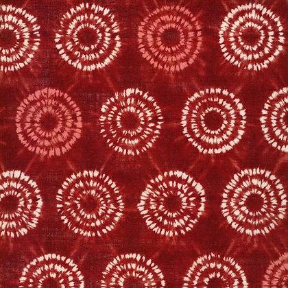 Nikki Canvas Red Circle