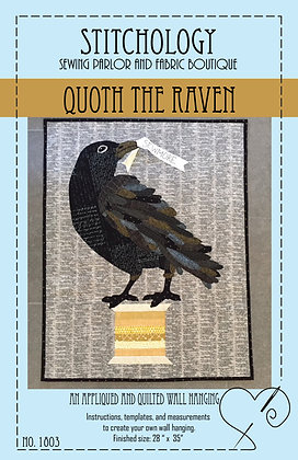 Quoth the Raven Pattern