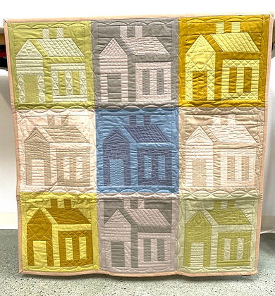There's No Place Like Home: Precision, Hybrid Piecing