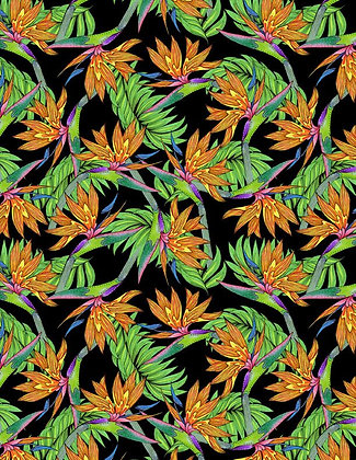 Tropical Flair Bird of Paradise