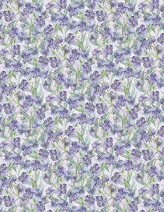 Violette Small Floral