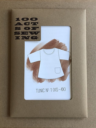 100 Acts of Sewing Tunic No. 1