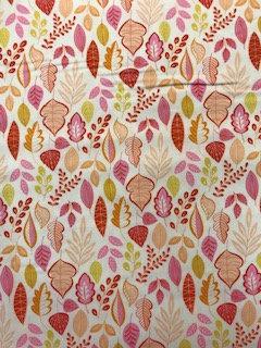 Pink and Orange Leaf SALE