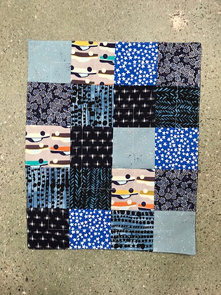 Cozy Quilt for Dolls and Plushies