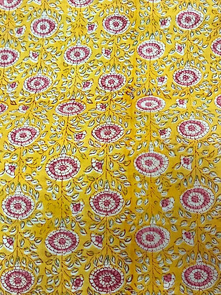 Indian Block Print Cotton 3