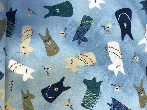 Llamas Blue SALE