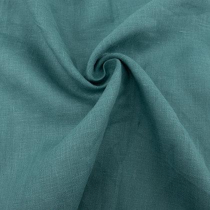 Birch Solid Linen Pacific Blue