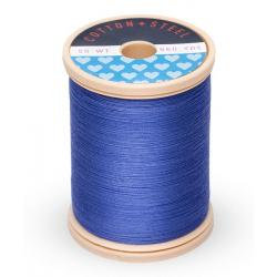 Cotton and Steel Thread 1226  Dark Periwinkle