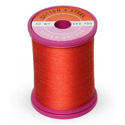 Cotton and Steel Thread 1317 Poppy