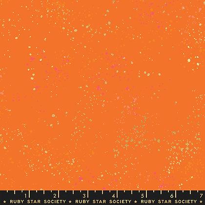 Speckled New Burnt Orange 98M