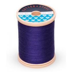 Cotton and Steel Thread 1112 Royal Purple