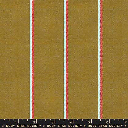 Warp Weft Heirloom  Suede Stripe
