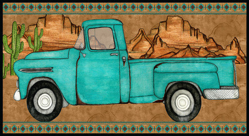 "Truck Panel 24"""