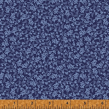 Simple Flower Navy