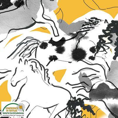 Avalana Knit Horse Graphics