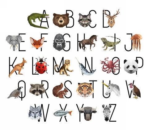 Zookeeper Print