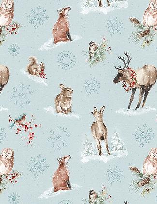 A Magical Christmas Winter Animal SALE