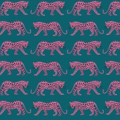Night Jungle Leopard