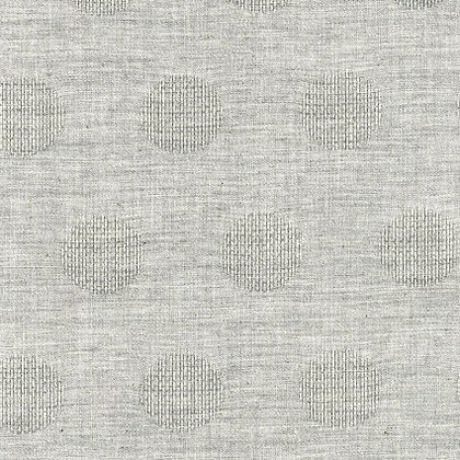 Yarn Dyed Jacquard Lt. Gray Dot