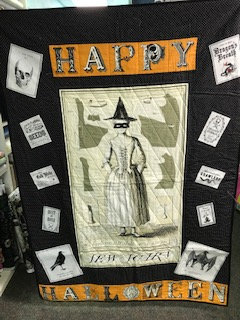 Sew Witchy Quilt