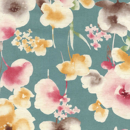 Natural Guarden Cotton/Linen Sheeting