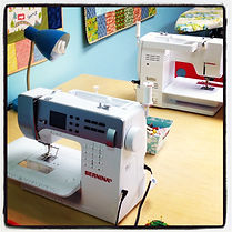 sewing classes at Stitchology