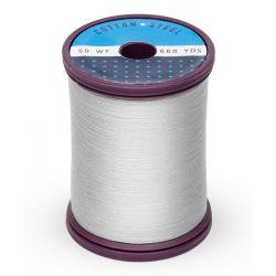 Cotton and Steel Thread 1236 Light Silver