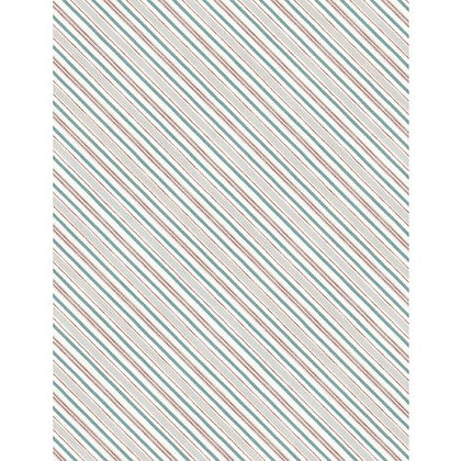 Homemade Happiness Stripe