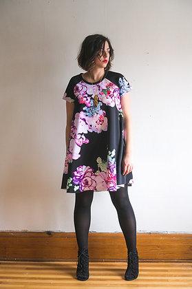 Ebony Knit Dress or T-Shirt