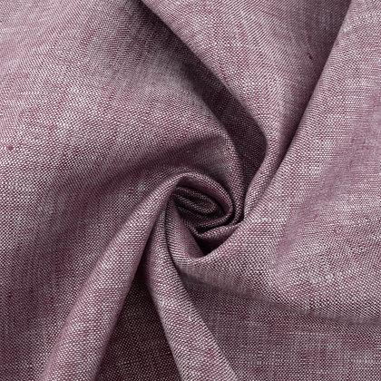 Birch Yarn Dyed Linen Berry Cobbler