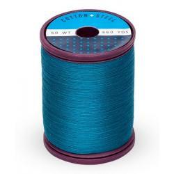 Cotton and Steel Thread 1096 Dark Turquoise
