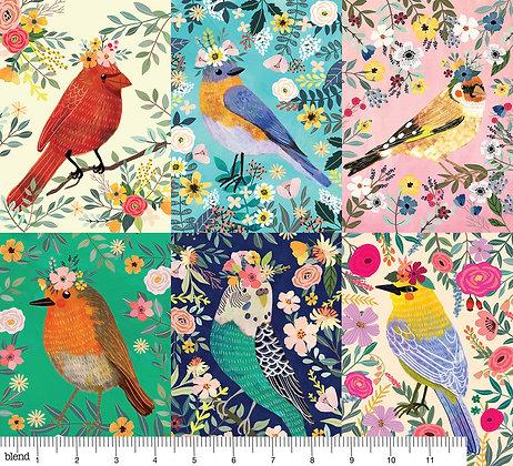 Mc Birdie Panel/Multi